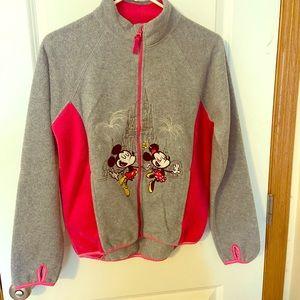 Disney Parks girls hoodie - Mickey and Minnie